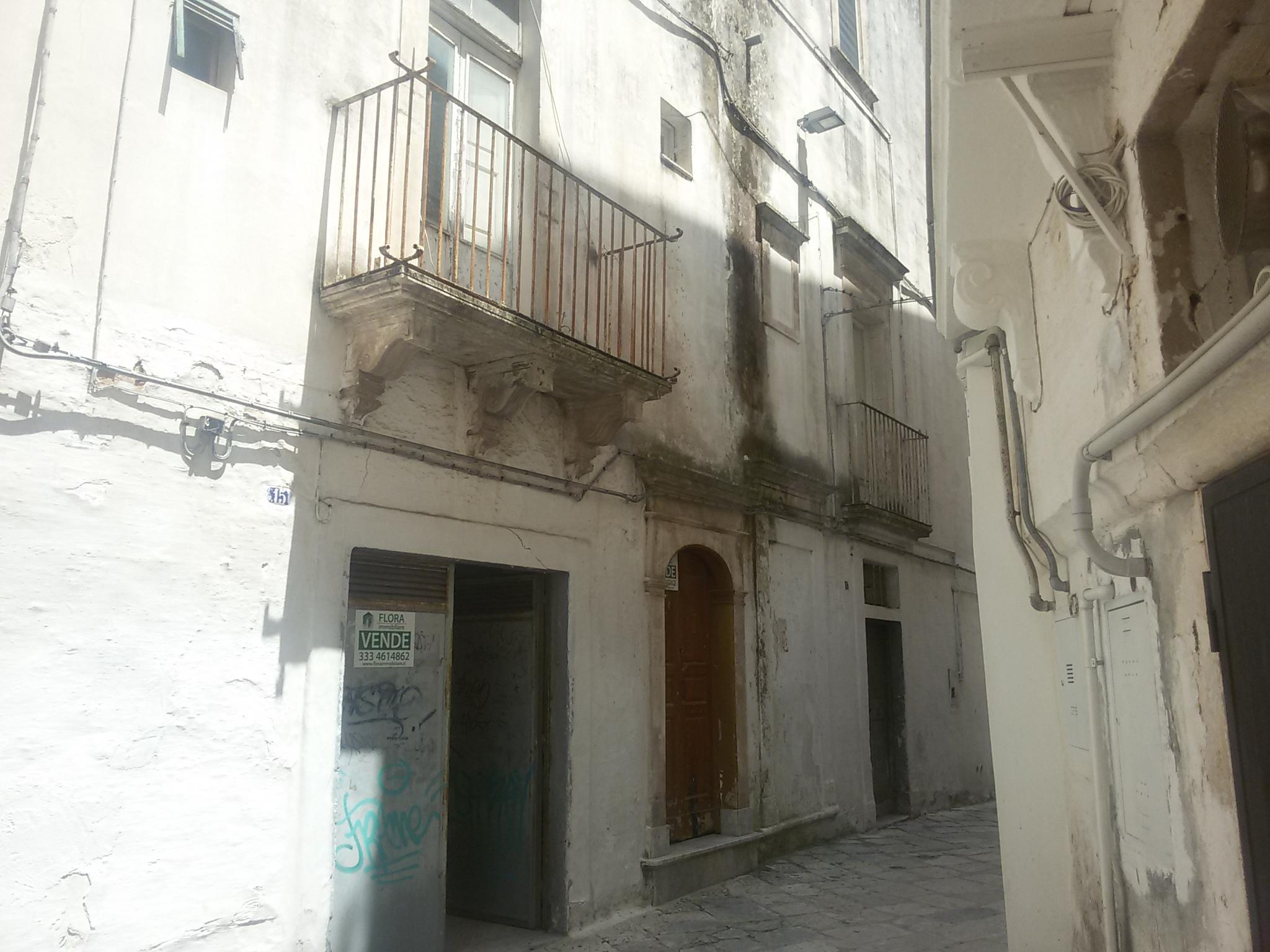 507 – Casa via Masaniello – Martina Franca