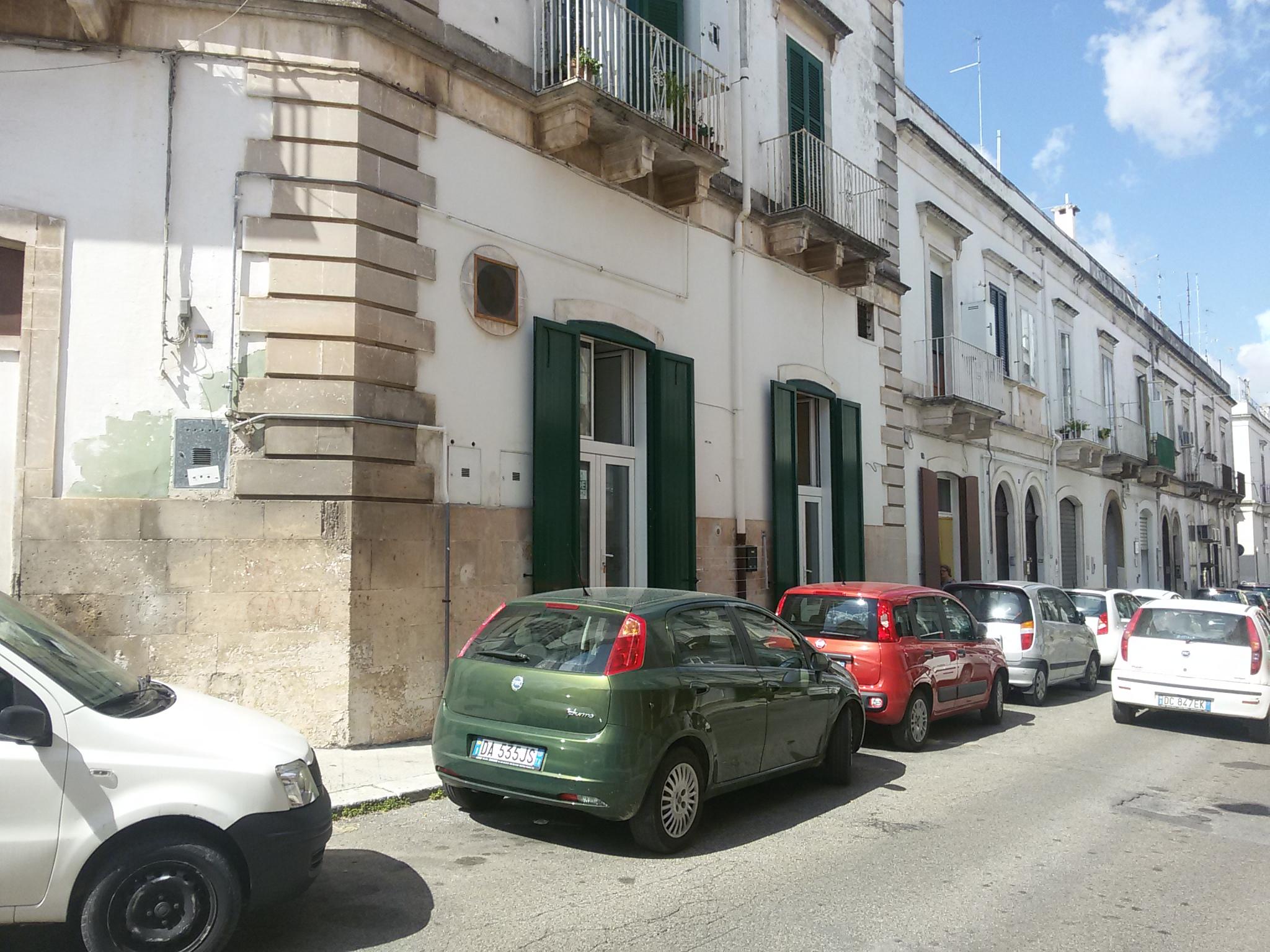 401 – Casa Indipendente – via A. Marafa – Martina Franca