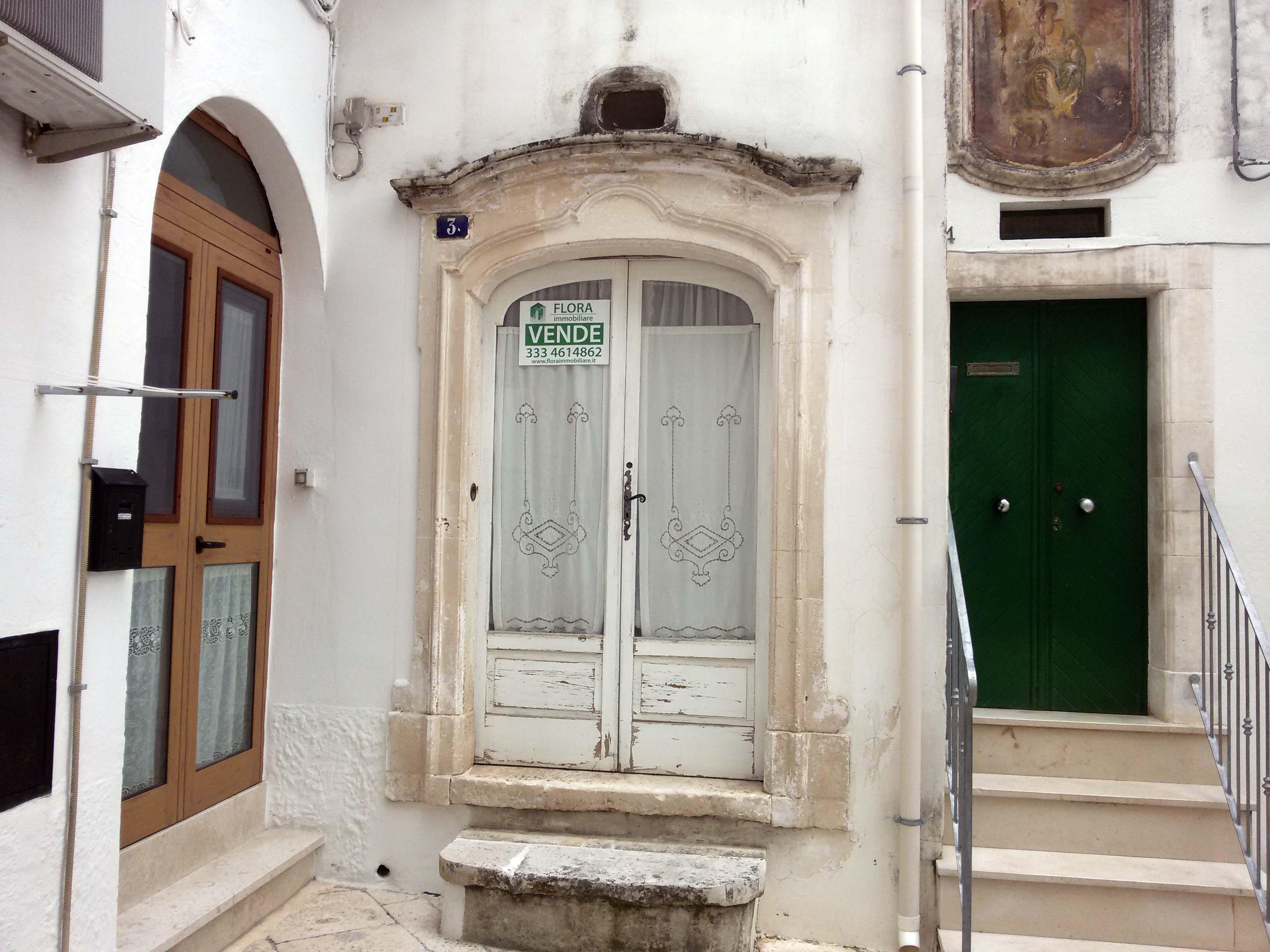 509 – Casa Via Arciprete Chirulli – Martina Franca